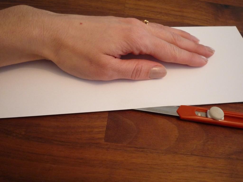 DIY déco de table Saint-Valentin