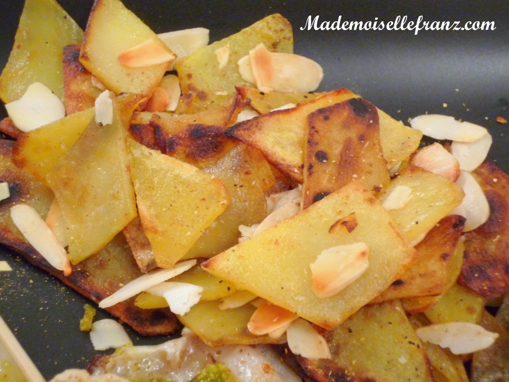 Les pommes de terre de l'amour