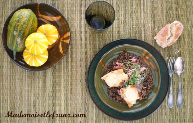 salade lentilles jambon italien (1)