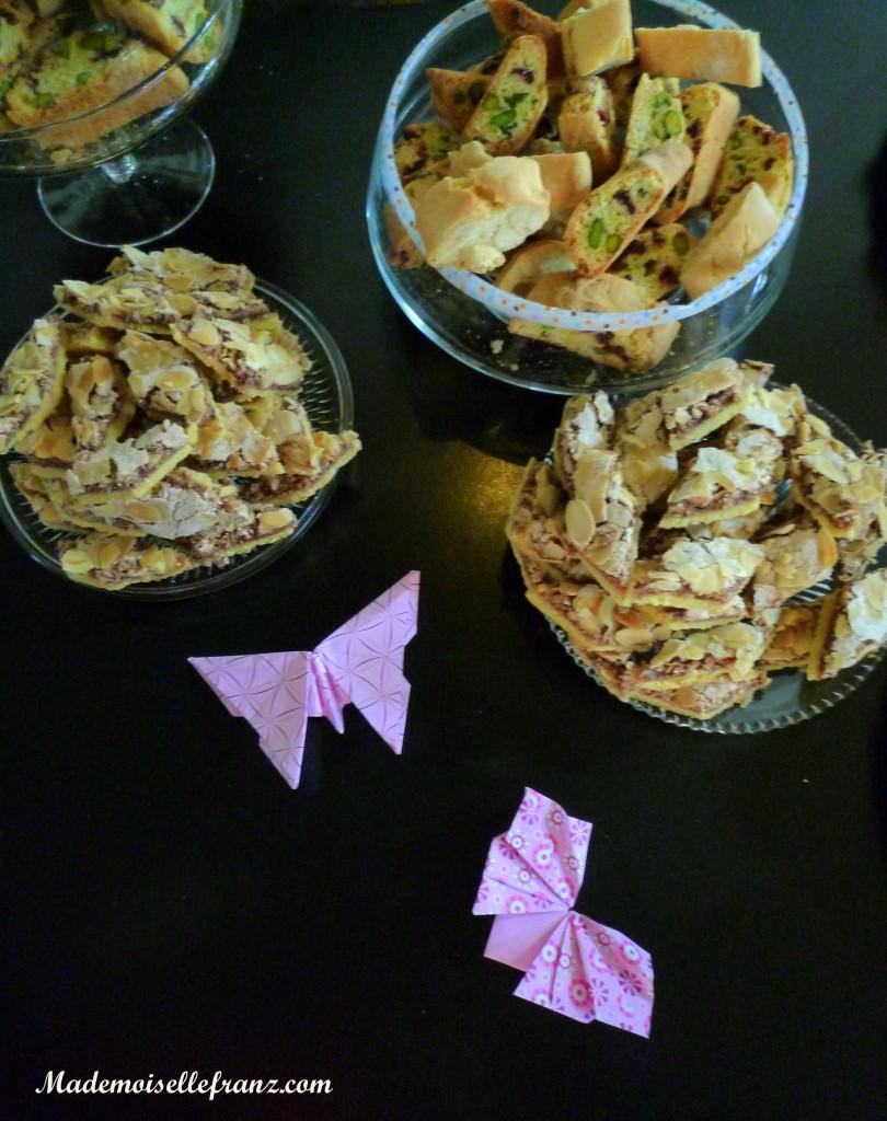 bar à gâteaux