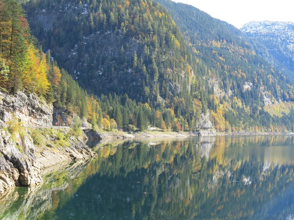 Lac de Gosau- Autriche
