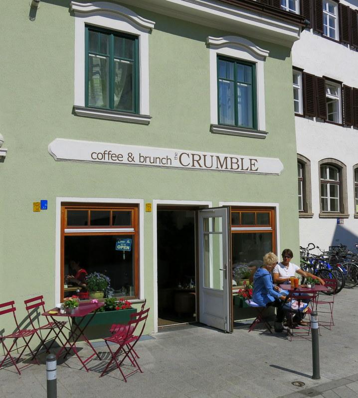 Crumble Innsbruck